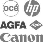 Logos von internationalen Firmen