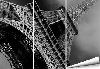 Fototapete Eiffelturm Paris