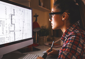 CAD-Plan Vektorisierung