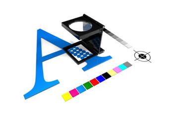 Werkzeuge zur professionellen Druckwiedergabe