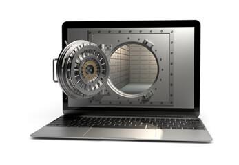 Ein High Tech Tresor für wichtige Akten