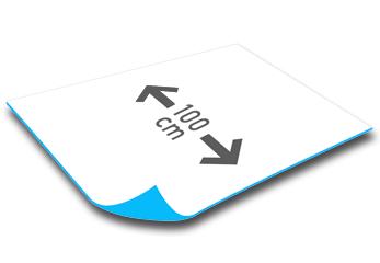 Plakat-Druck-Blueback-Papier
