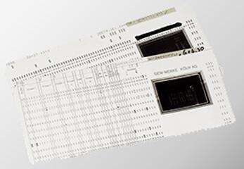 Mikrofilm scannen