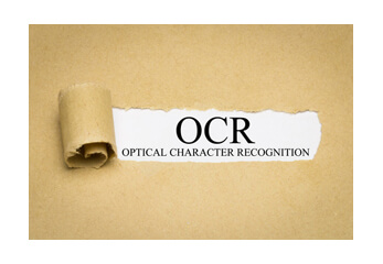 OCR Optical Character Recognition
